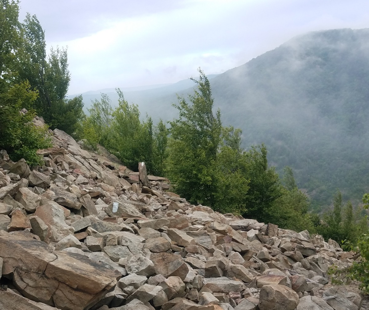 1,293 miles on the Appalachian Trail: Pennsylvaniarocks!