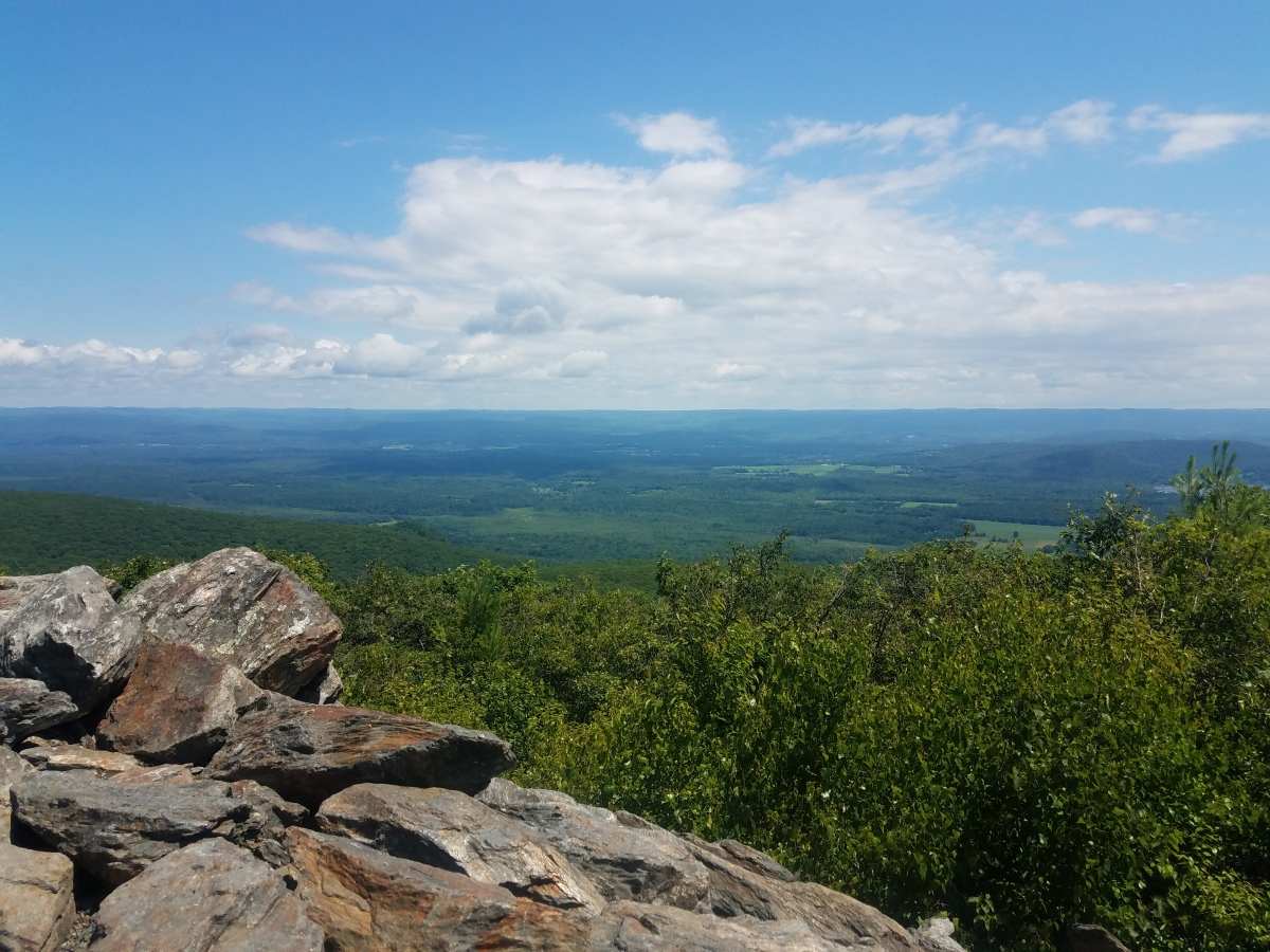 1,500 miles on the Appalachian Trail: HomeStretch