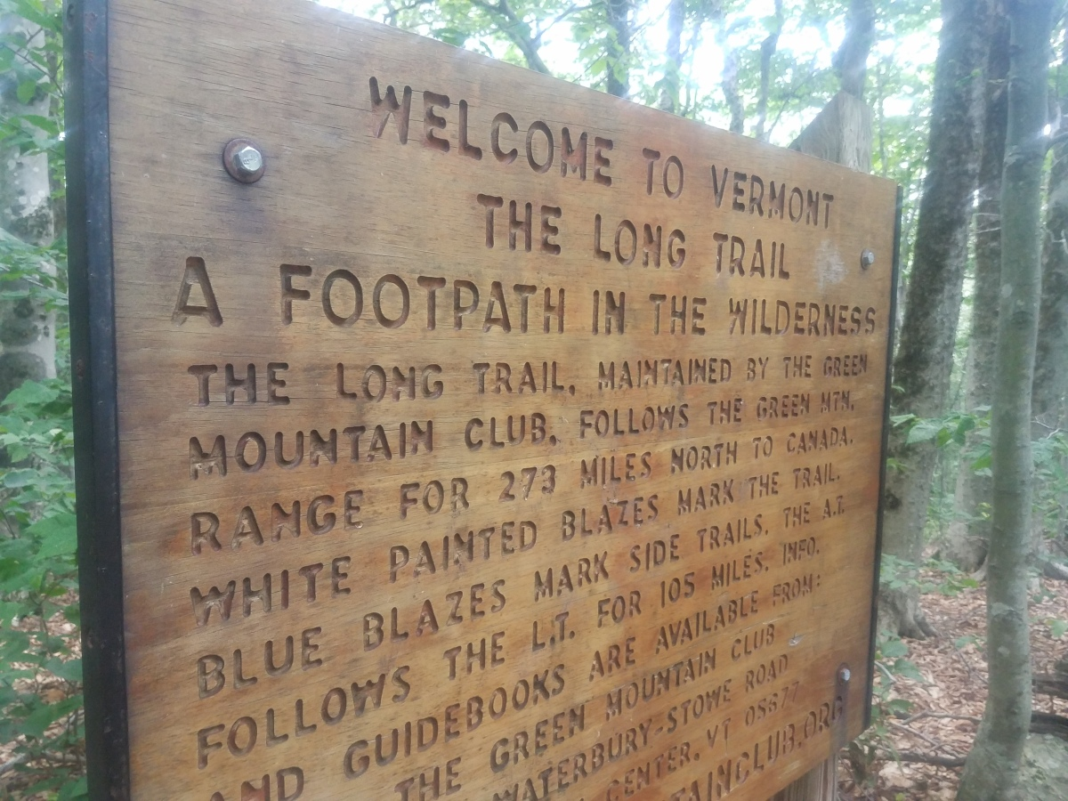 1,747 miles on the Appalachian Trail: The other Long Trail