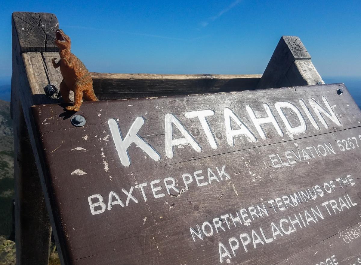 2,189 miles on the Appalachian Trail:Summit