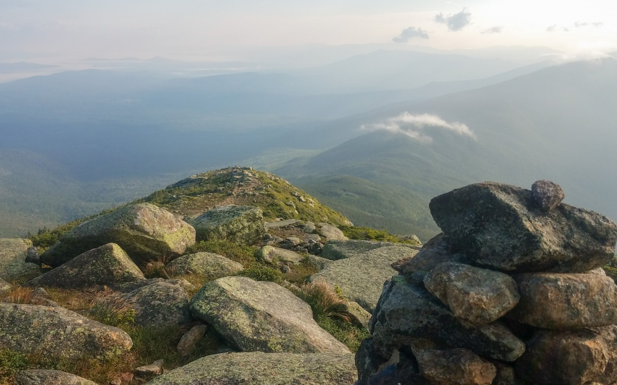 1,891 miles on the Appalachian Trail: White Mountain High
